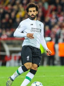 Salah in race to prove fitness for Manchester Utd vs Liverpool clash.