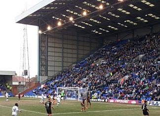 Tranmere Roves, Prenton Park, pic by IJA under creative commons licence