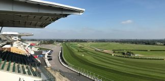 Grand National - aintree racecourse liverpool