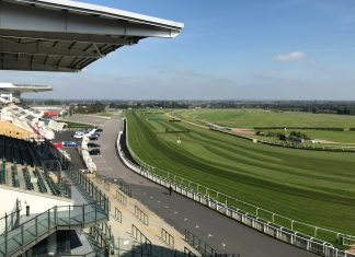 Grand National - aintree racecourse liverpool