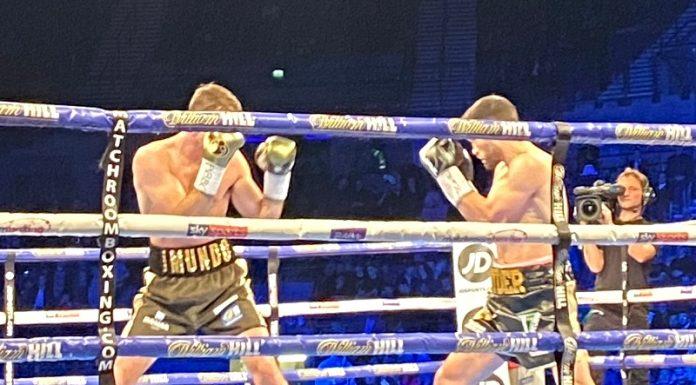 Callum Smith - best boxers