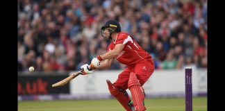 Buttler in action