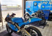 PR Racing - Superbikes team in Liverpool