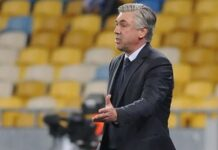 Carlo Ancelotti - pic under licence by Илья Хохлов