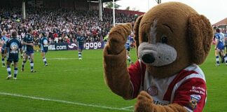 Mascot - St Helens - creative commons licence by Gerard Barrau