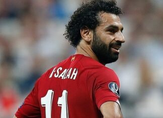 Mo Salah in UEFA Super Cup 2019 - pic by Fars News Agency creative commons licence