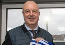 tranmere rovers new boss Keith Hill - pic courtesy of Tranmere Rovers