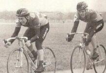 Cyclists at the 1992 Eddie Soens Memorial