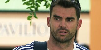 Jimmy Anderson, Lancashire and England cricket - By NAPARAZZI - CC BY-SA 2.0