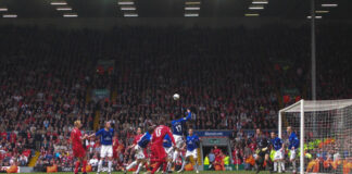 Everton visit Liverpool in the Merseyside derby this weekend with the hope of ending their 22-year duck at Anfield.