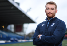 Sam Moore - pic courtesy of Cardiff Blues,
