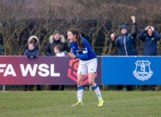 Dan Turner, Everton Women