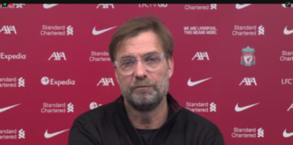 Klopp at Fulham press conference