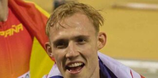 Liverpool Harriers athlete Jamie Webb