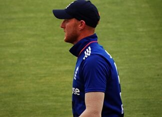Ben Stokes, England cricketer - pic by Ben Sutherland under creative commons licence