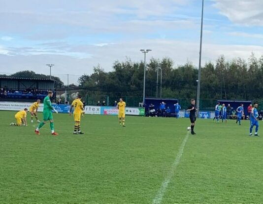 Bootle v Prescot Cables - by Tom Eves