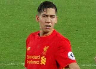 Roberto Firmino - pic by @cfcunofficial (Chelsea Debs) London