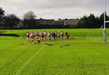 Sefton Ladies rugby against Waterloo
