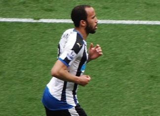 Townsend at Newcastle - pic by Ben Sutherland under creative commons