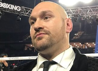 Tyson Fury - pic by Mike DiDomizio, creative commons licence